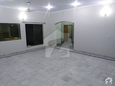 Abrar Estate Offers 1 Kanal Double Storey House For Rent In PIA Society Johar Town
