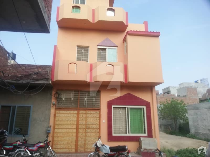 House Of 3 Marla In Harbanspura Is Available