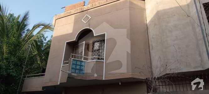 گلستان جوہر - بلاک 8-A گلستانِ جوہر کراچی میں 4 کمروں کا 5 مرلہ مکان 1.9 کروڑ میں برائے فروخت۔