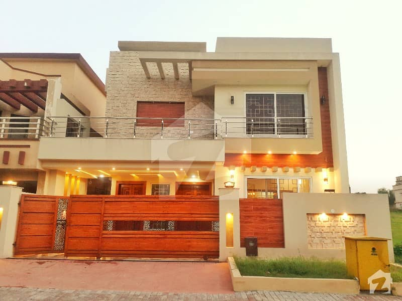 Ideal Location 10 Marla Brand New House For Sale Bahria Town Phase 8 Sector F1 Rawalpindi