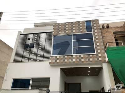 5 Marla Beautiful House For Sale In Wapda City K Block