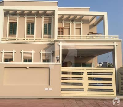 Beautiful Corner House With Extra Land In B 2 Bahria Enclave For Sale