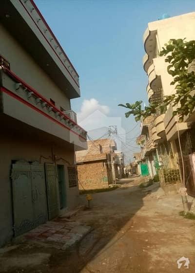 4 Marla Double Storey House On Girja Road