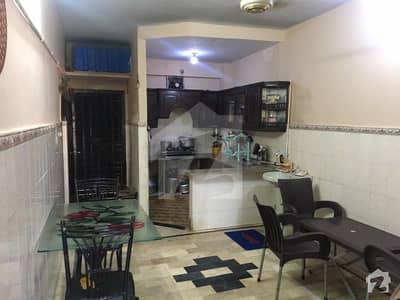 پاکستان چوک کراچی میں 3 کمروں کا 5 مرلہ فلیٹ 65 لاکھ میں برائے فروخت۔