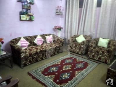 1230  Square Feet Flat Available For Sale In North Karachi