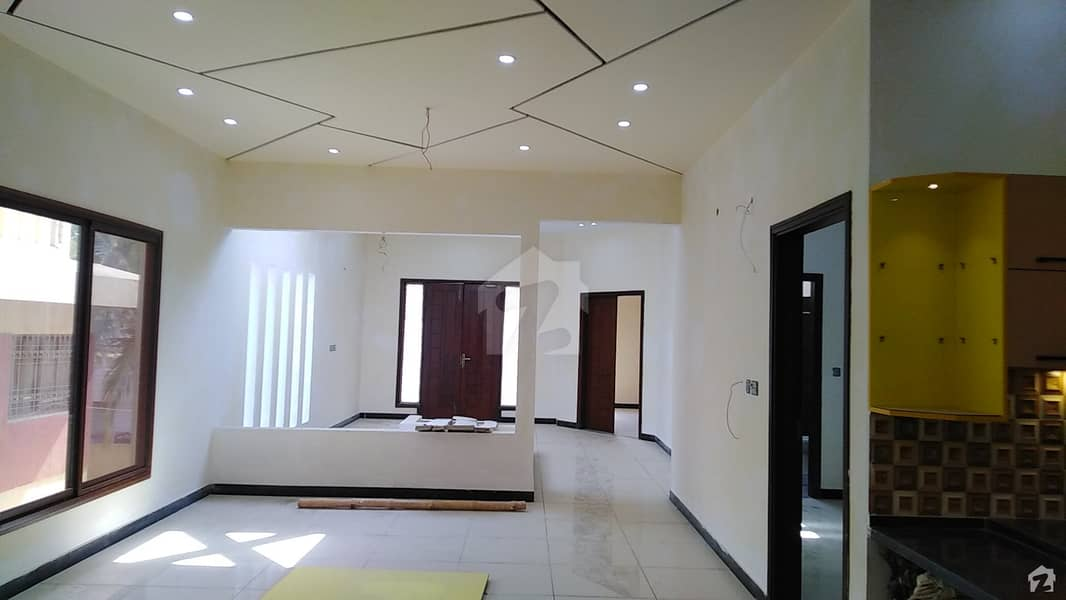 Beautiful  Stylish 300 Yard Double Storey Bungalow For Sale In North Nazimabad - Block J