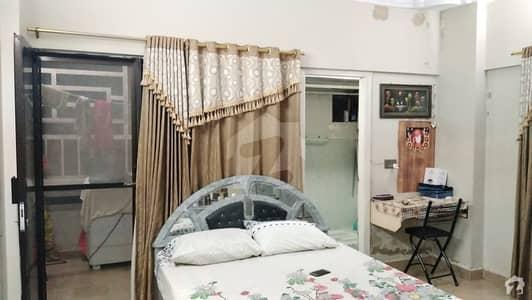 گلشن اقبال - بلاک 10-A گلشنِ اقبال گلشنِ اقبال ٹاؤن کراچی میں 2 کمروں کا 4 مرلہ فلیٹ 84 لاکھ میں برائے فروخت۔