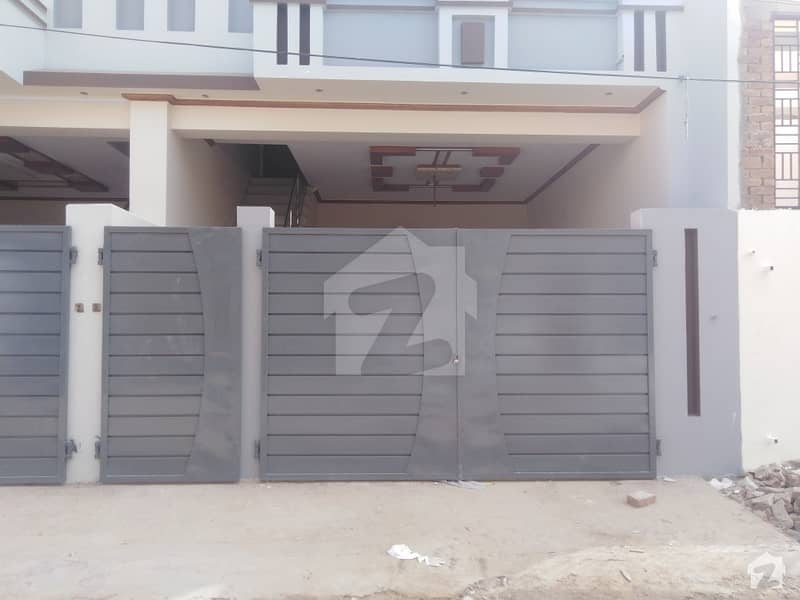In Chaudhary Town House For Sale Sized 7 Marla