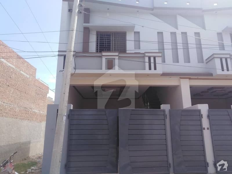 1575  Square Feet House In Chaudhary Town Is Best Option