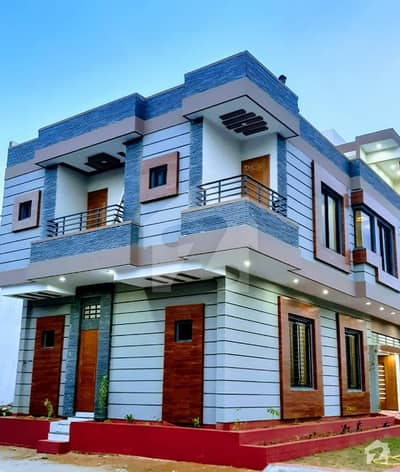 Brand new House for sale Sadi Town Block 4