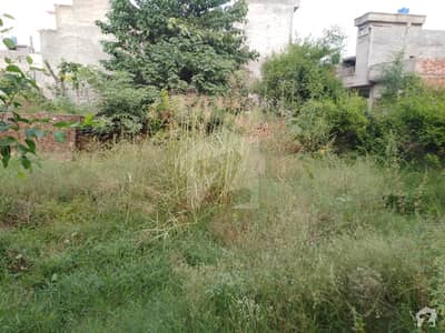 Residential Plot No 125 Available For Sale
