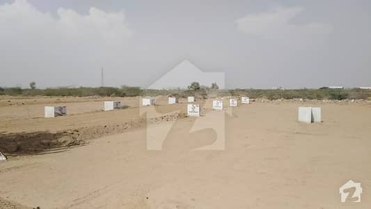 90 Square Yards Residential Plot In Central Northern Bypass For Sale