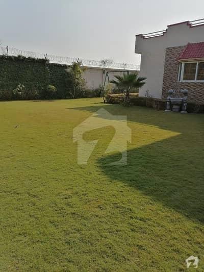 پارک روڈ اسلام آباد میں 8 کمروں کا 24 کنال فارم ہاؤس 21 کروڑ میں برائے فروخت۔