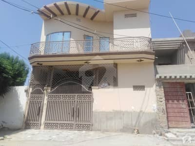 5 Marla Double Storey House Is Available For Sale
