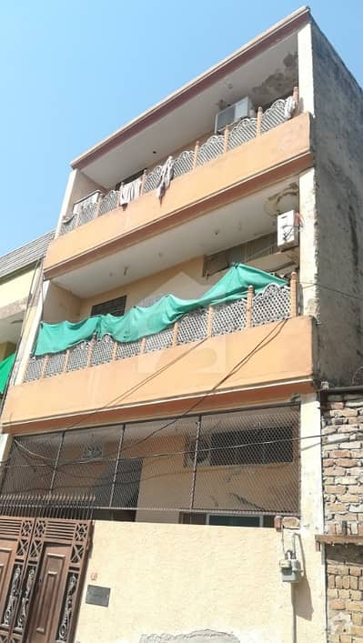 Good 900 Square Feet House For Sale In Dhok Mangtal