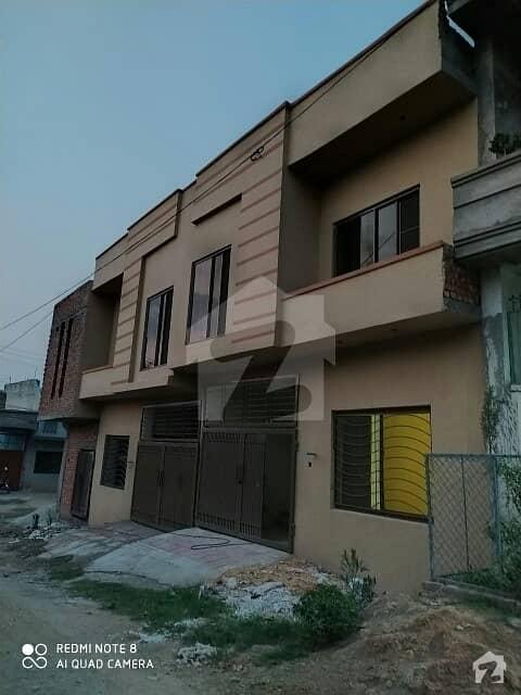 ثمر زر ہاؤسنگ سوسائٹی راولپنڈی میں 4 کمروں کا 5 مرلہ مکان 70 لاکھ میں برائے فروخت۔