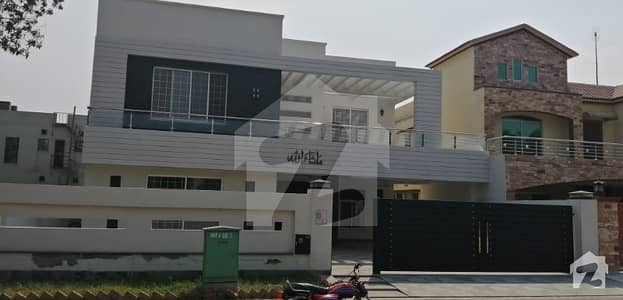 1 Kanal New House For Sale Tulip Block Main Road New Akhtar Saeed College Lahore