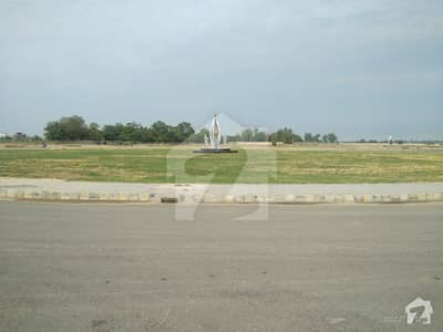 Saleem Properties Offers 01  Kanal 80 Ft Road Near Sector Park Direct Approach  Plot Block F Phase 9 Pism  For Sale