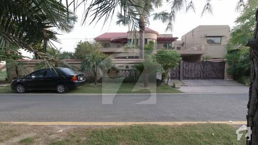 A Well Built 32 Marla Out Class Constructed House Is Available For Sale In EME Society - Block B D H A 12 Canal Road Lahore