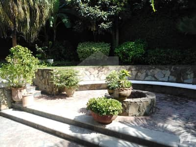 F8 1000 Sq yd Beautiful House Having 4 Bedrooms With Attached Bathrooms And Extra Land Garden Available For Rent