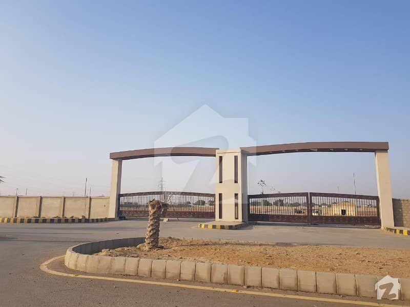 120 Sq Yards Residential Plot in PS City 1