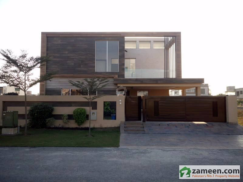 Brand New Designer Bungalow Is Available For Sale In DHA Phase 6