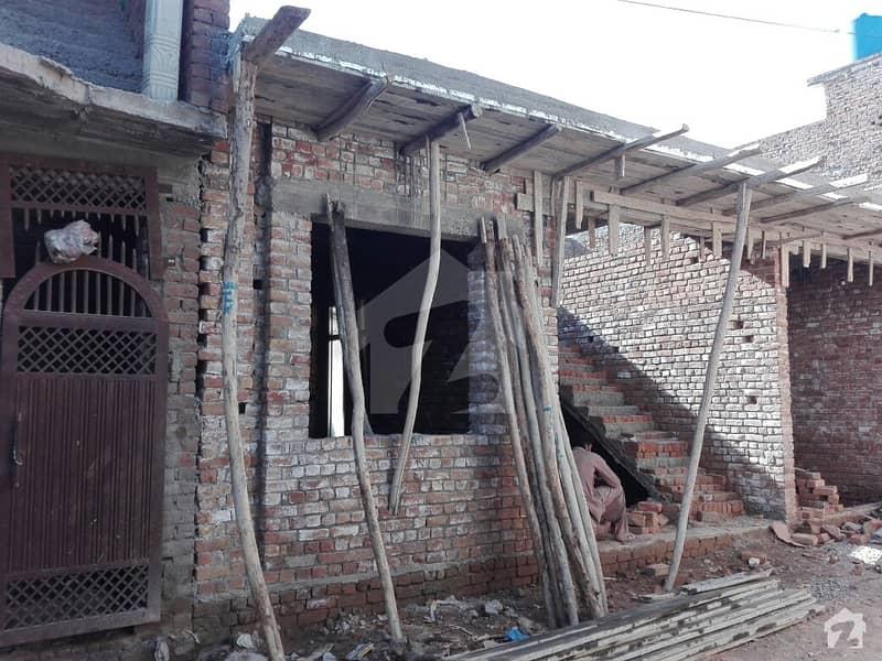 پیپلز کالونی راولپنڈی میں 4 مرلہ مکان 50 لاکھ میں برائے فروخت۔
