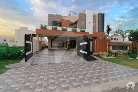 State Of The Art Brand New Bungalow For Sale In Phase 6 Dha Lahore Pakistan