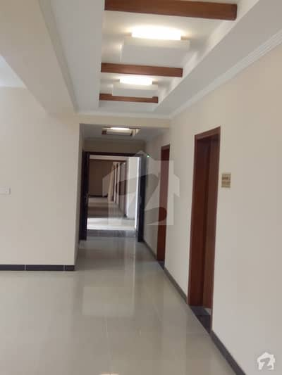 1st Floor West Open Flat In Executive Building Is Available For Sale In Ask V Malir Cantt