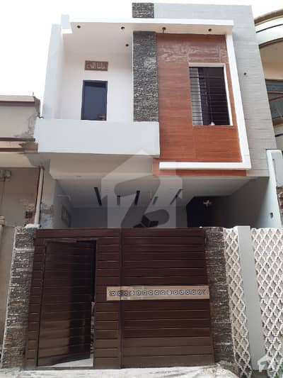 950 Square Feet House Is Available In Model Town