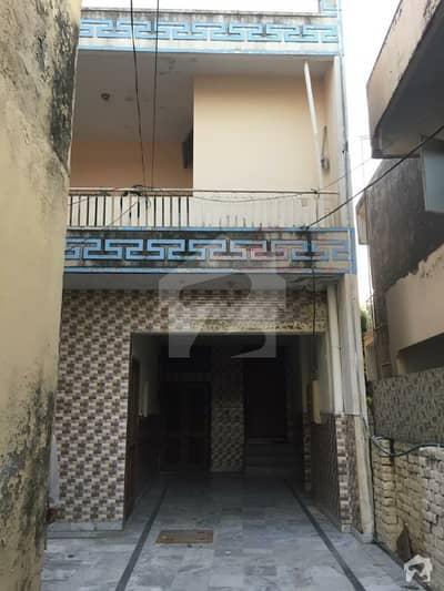 9 Marla Land 5 Marla Double Storey House Gulshan Dadan Khan Murree Road
