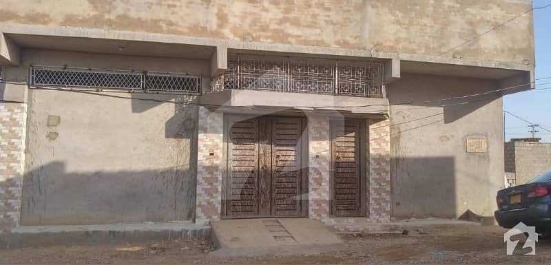 Shop For Sale - Place On N-5 Super Highway Opposite To Wapda Colony