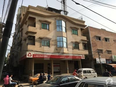 Triple StorEy Building For Sale Commercial On Main Road Mehmoodabad