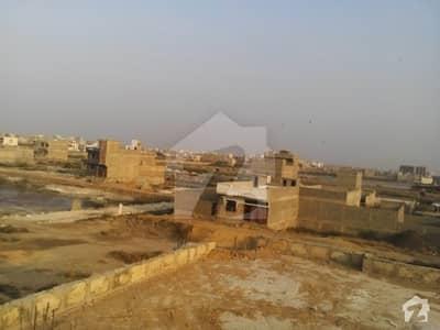 120 Sq Yd Plot For Sale In Pakistan Post Office Society Scheme 33 Karachi