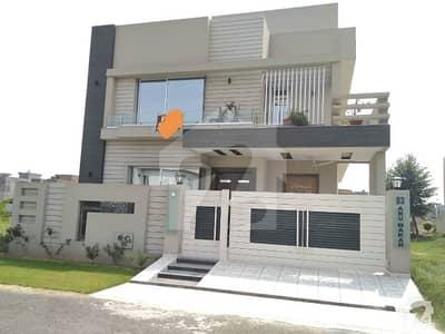 Good 10 Marla House For Sale In Bismillah Housing Scheme