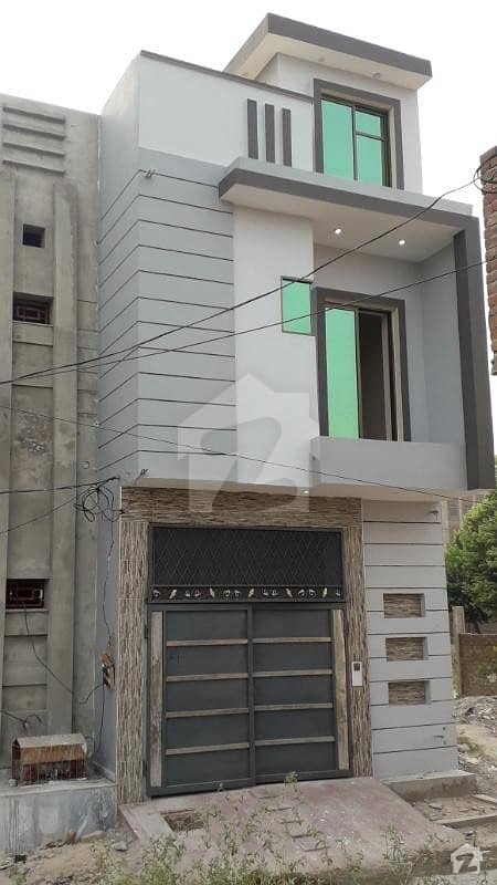 3 Marla House Double Storey House For Rent