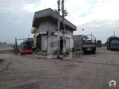 2 Marla Commercial Shop Is Available For Sale On Jhang Road Faisalabad