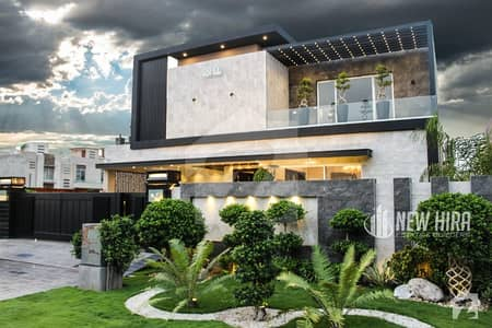1 Kanal Ultra Modern Luxury Villa For Sale