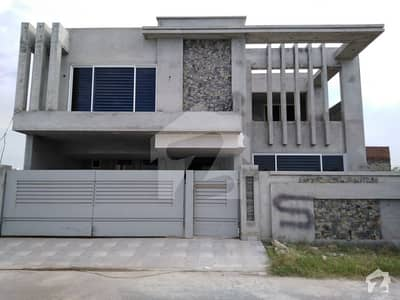 10 Marla House Is Available For Sale In Palm Villas Jhang