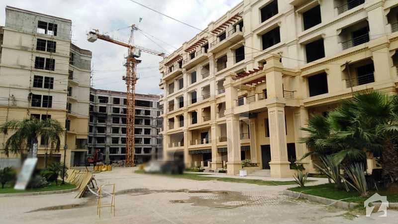 دی سپرنگ آپارٹمنٹس ہومز مین کینال بینک روڈ لاہور میں 2 کمروں کا 5 مرلہ فلیٹ 1.16 کروڑ میں برائے فروخت۔