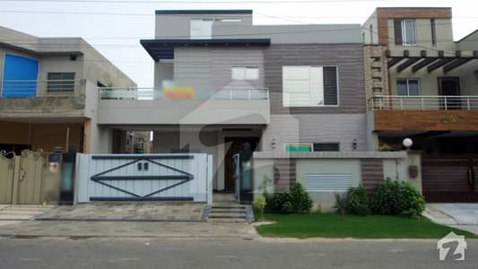 10 Marla House For Sale In F Block Of State Life Phase 1 Lahore