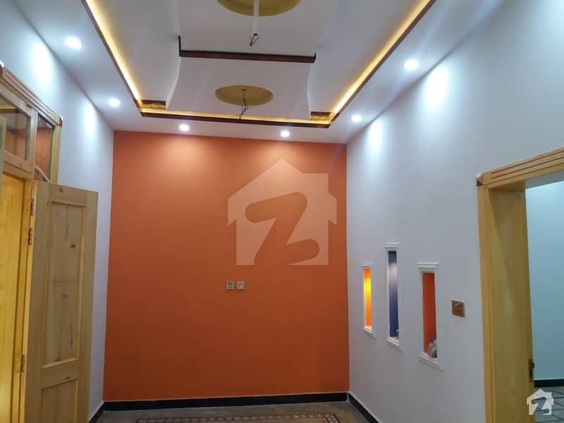 ورسک روڈ پشاور میں 5 کمروں کا 3 مرلہ مکان 87 لاکھ میں برائے فروخت۔