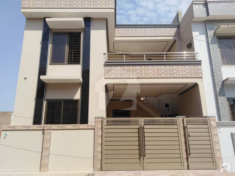 5 Marla House Up For Sale In Jhangi Wala Road