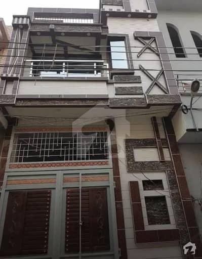 شادباغ . بلاک ایکس شادباغ لاہور میں 4 کمروں کا 4 مرلہ مکان 1.35 کروڑ میں برائے فروخت۔