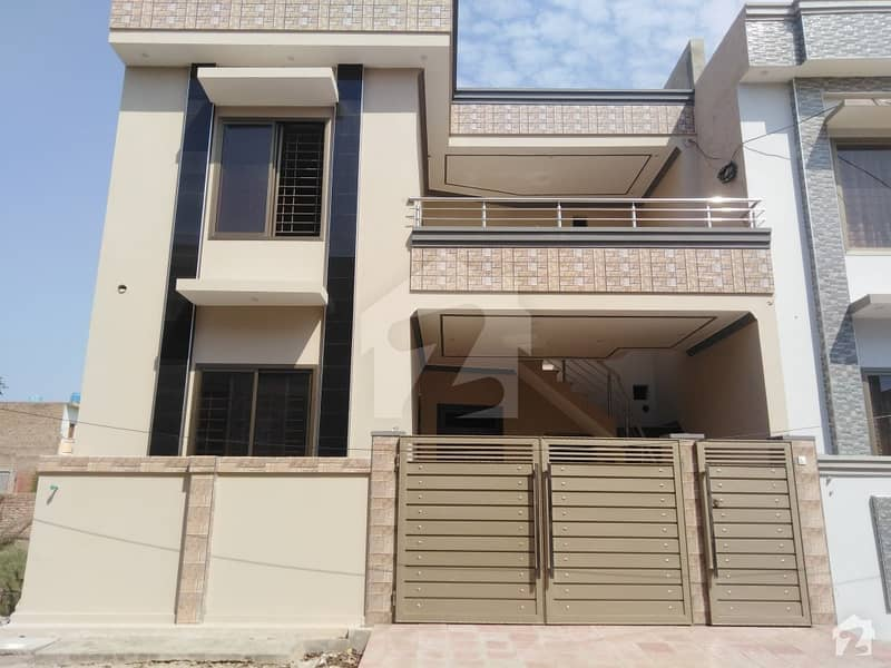 Jhangi Wala Road House Sized 5 Marla Is Available