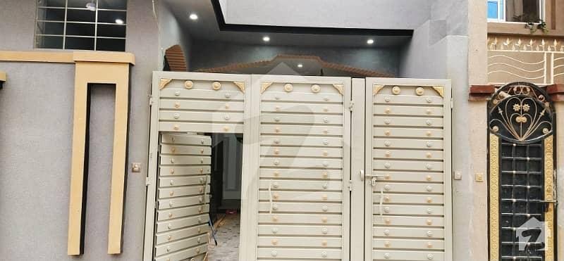 ارباب سبز علی خان ٹاؤن ورسک روڈ پشاور میں 6 کمروں کا 5 مرلہ مکان 1.2 کروڑ میں برائے فروخت۔
