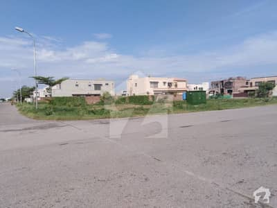 2 Kanal Facing Golf Course Plot For Sale In Dha Phase 6 Block L