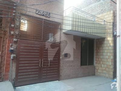 House Is Available For Sale In Rehmet Street Ahmed Munir Shaheed Road Rehmanpura Lahore