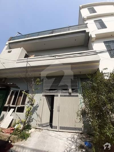 Iqbal Town 4 Marla House For Sale