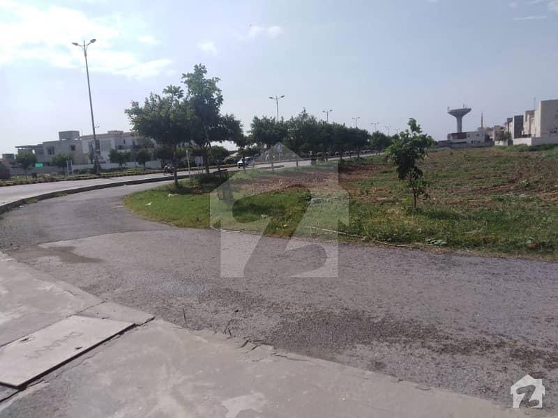 2 Kanal Corner Residential Ideal Plot For Sale In Dha Phase 6 Block D